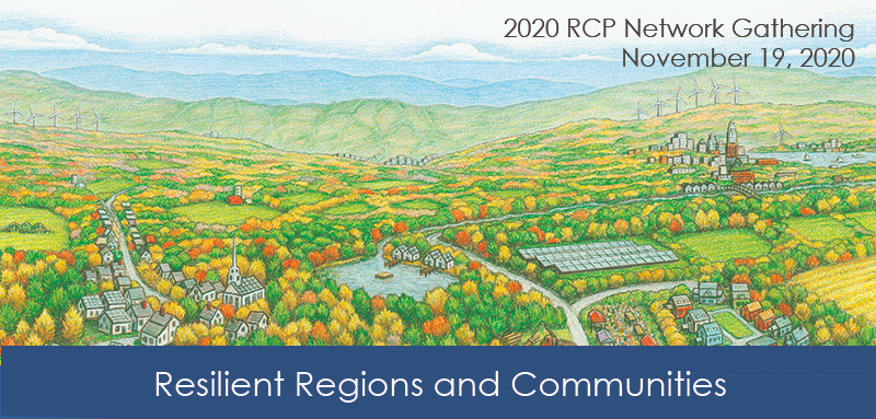 RCP Network Gathering: Resilient Regions & Communities